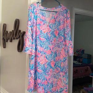 BNWOT Lilly Pulitzer Tosha Dress never worn Large